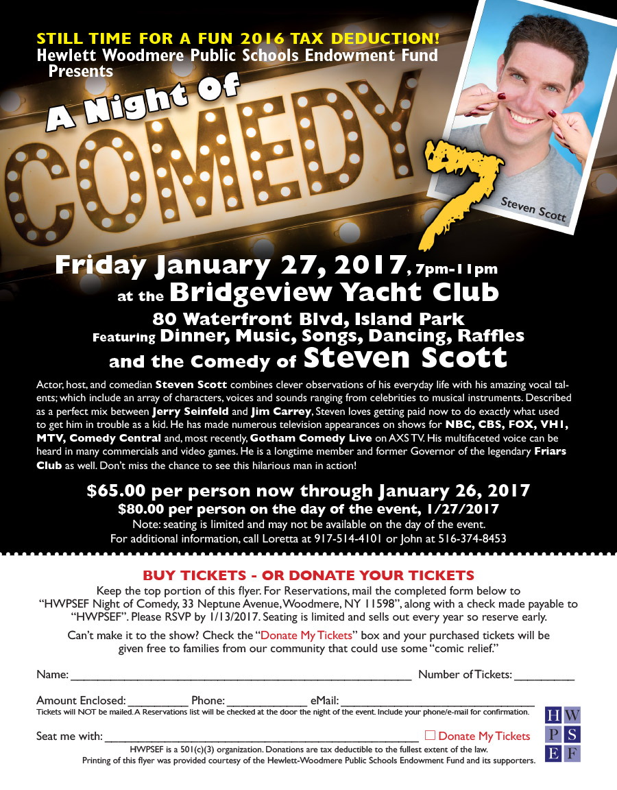 Night of Comedy 7