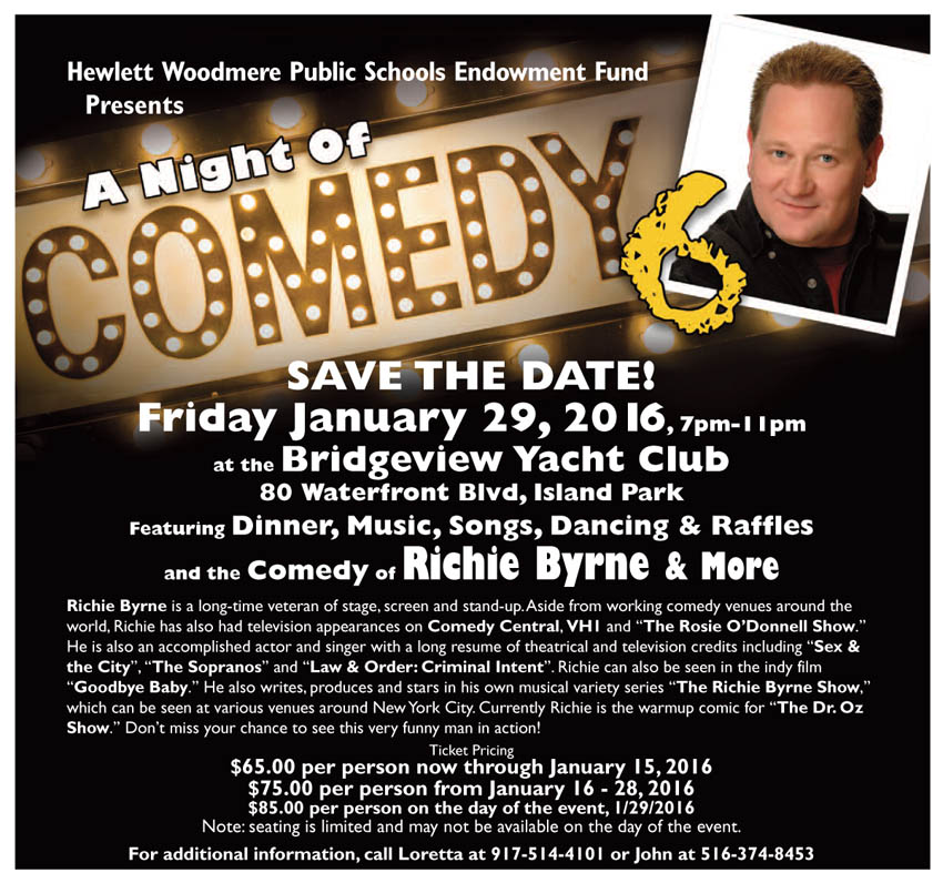 Night of Comedy 6